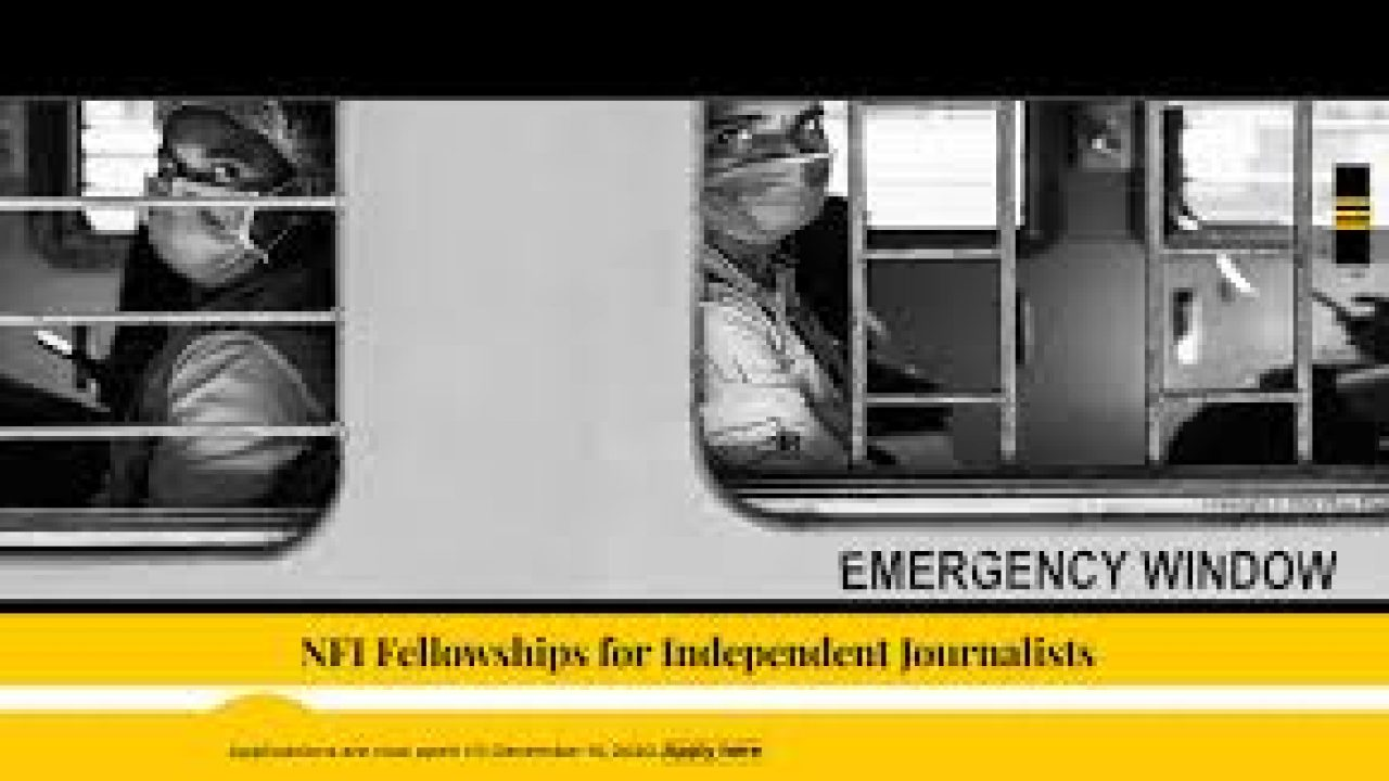 nfi-fellowships-2021-for-independent-journalists